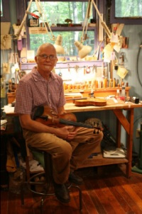 joe thrift luthier image